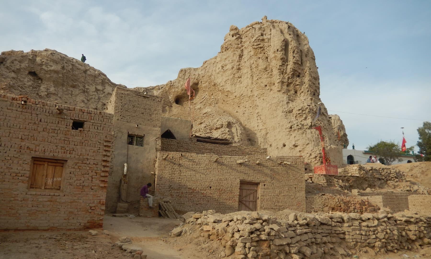 قلعہ سیہون