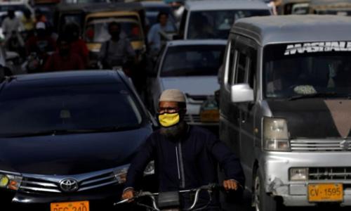 Declares masks mandatory for civil servants; plans coronavirus awareness day. — Reuters/File