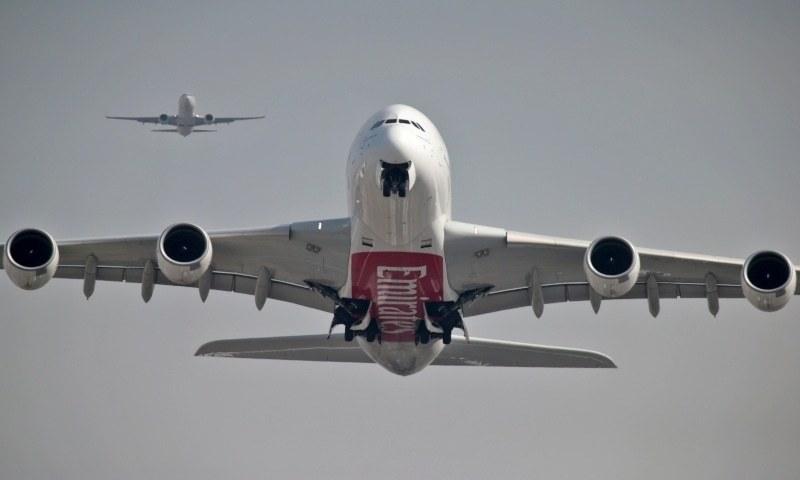 امارات، اتحاد اور قطر ایئرلائنز کا پروازیں شروع کرنے کا اعلان