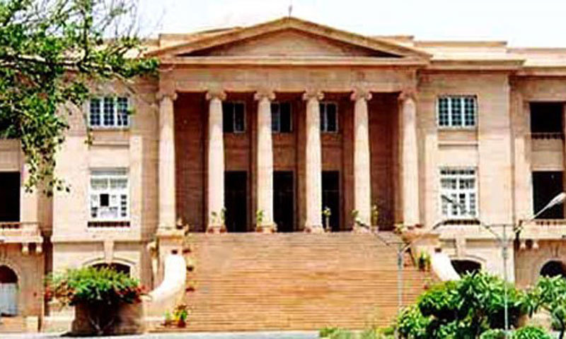 PTI leader Ali Zaidi asked the court to initiate contempt proceedings against the chief secretary for not complying with the Jan 28 judgement of the SHC. — Dawn/File