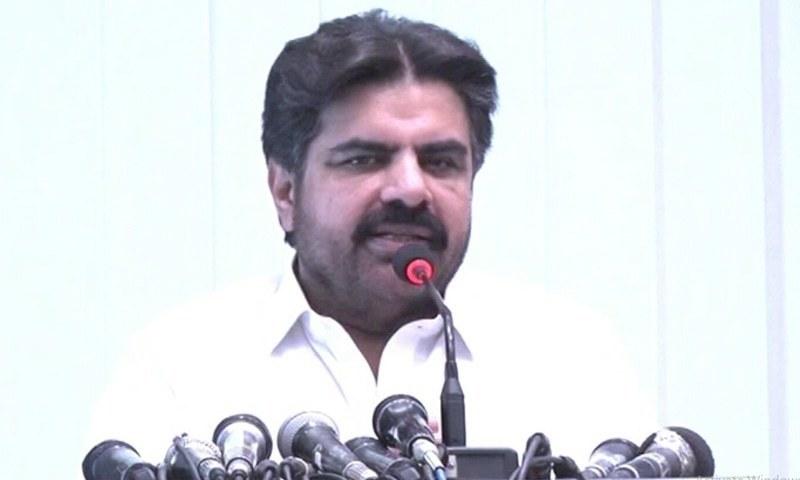Sindh CM framed in 'false' case to divert public attention, says Nasir
