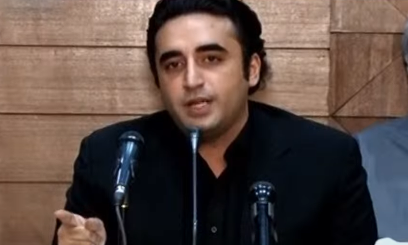 Bilawal Bhutto-Zardari warned of the risks ahead and shared his strategy in the PPP-governed Sindh. — DawnNewsTV