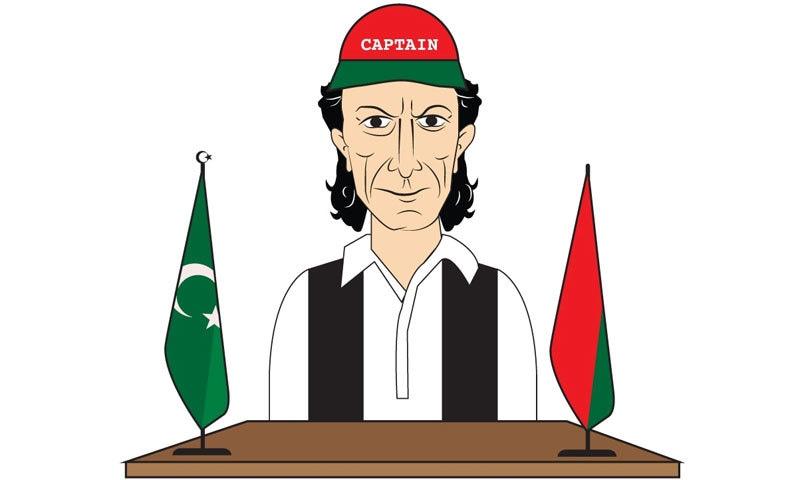 ٹیم بنانے کی اپنی صلاحیت پر فخر کرنے والے ہمارے وزیرِاعظم عمران خان کی کابینہ بھی کچھ ایسی ہی صورتحال سے دوچار ہے