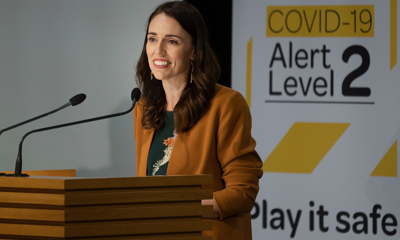New Zealand Prime Minister Jacinda Ardern said her government is confident that the country has 'eliminated transmission' of the coronavirus. — AFP