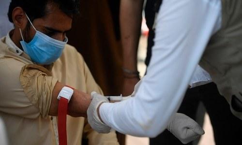 کورونا وبا: سندھ، پنجاب کے کیسز 40 ہزار سے زائد، ریکارڈ 104 اموات سامنے آگئیں