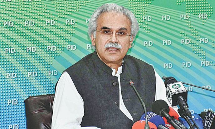 NAB to begin probe against SAPM Zafar Mirza, ex-minister Kiani