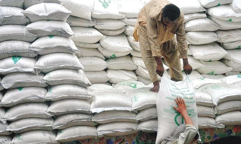 Complete ban on wheat export imposed as commodity's price in local markets shoot up. — Dawn/File