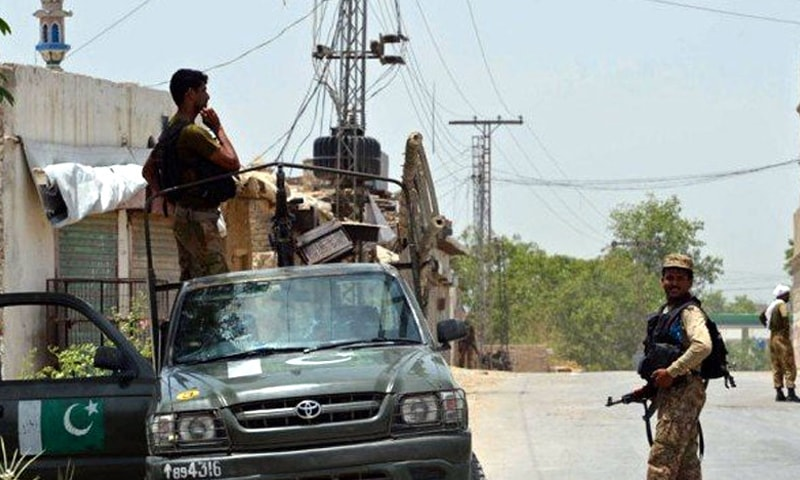شمالی وزیرستان: سیکیورٹی فورسز کی گاڑی کے قریب دھماکا، 2 جوان شہید