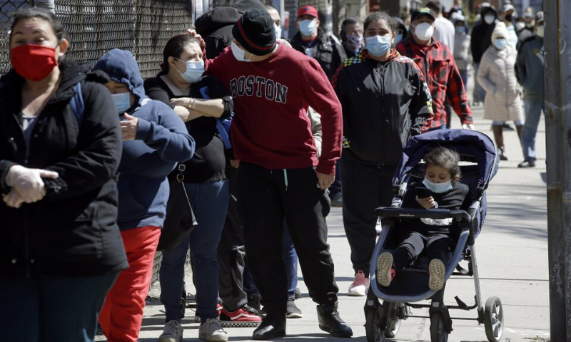 In the United States, the spread followed gradual reopening in all 50 states after months of social distancing and mandated quarantining.  — AFP/File