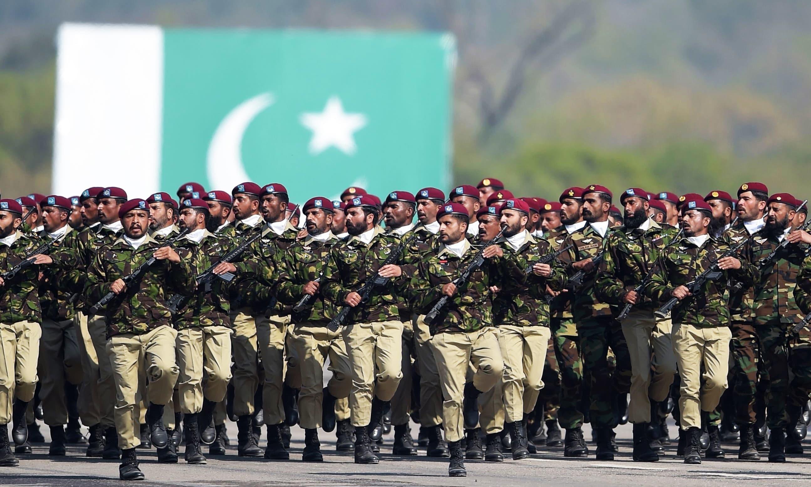 دفاعی بجٹ کیلئے 12 کھرب 90 ارب روپے کی تجویز