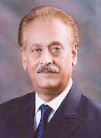 Agha Shahab Khan, KCCI President