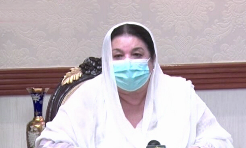 ڈاکٹر یاسمین راشد — فوٹو: ڈان نیوز