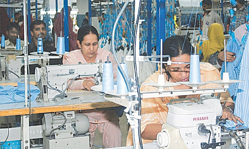 Export-oriented industry representatives say they were not provided relief in the budget. Exporters had demanded the government to restore zero rating or bring down 17 per cent general sales tax to 4pc.—Dawn file photo