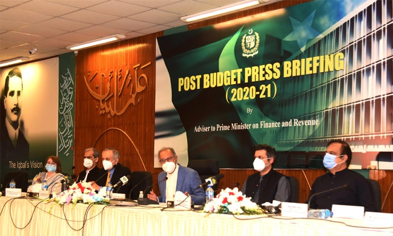 Provinces free to act on own budget projections