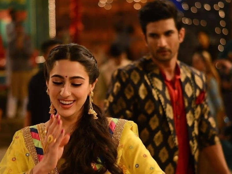2018 کی فلم کیدنارتھ میں انہوں نے مسلمان لڑکے کا کردار ادا کیا تھا جو ہندو لڑکی سے محبت کرتا ہے—اسکرین شاٹ