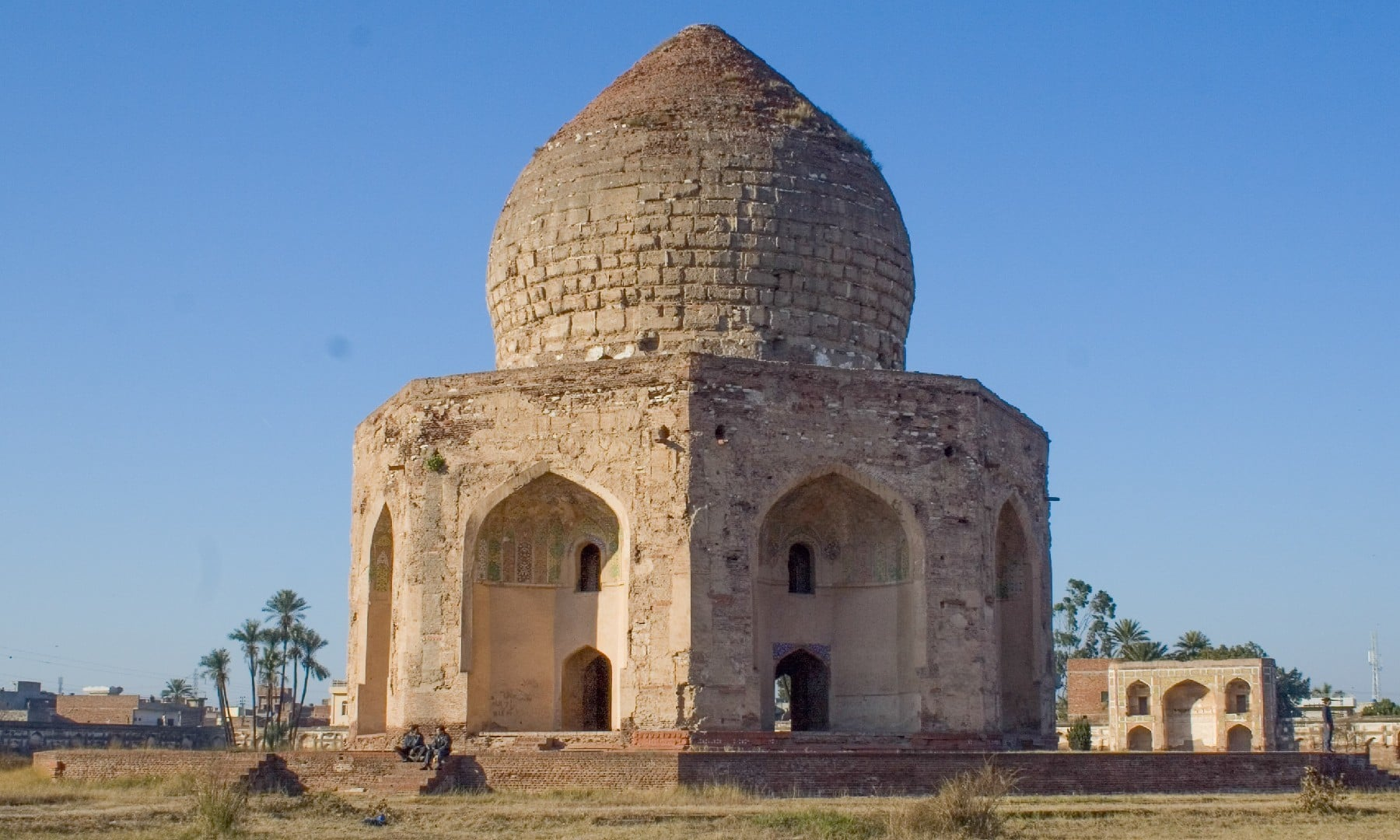 مقبرہ آصف خان، شاہدرہ باغ، لاہور