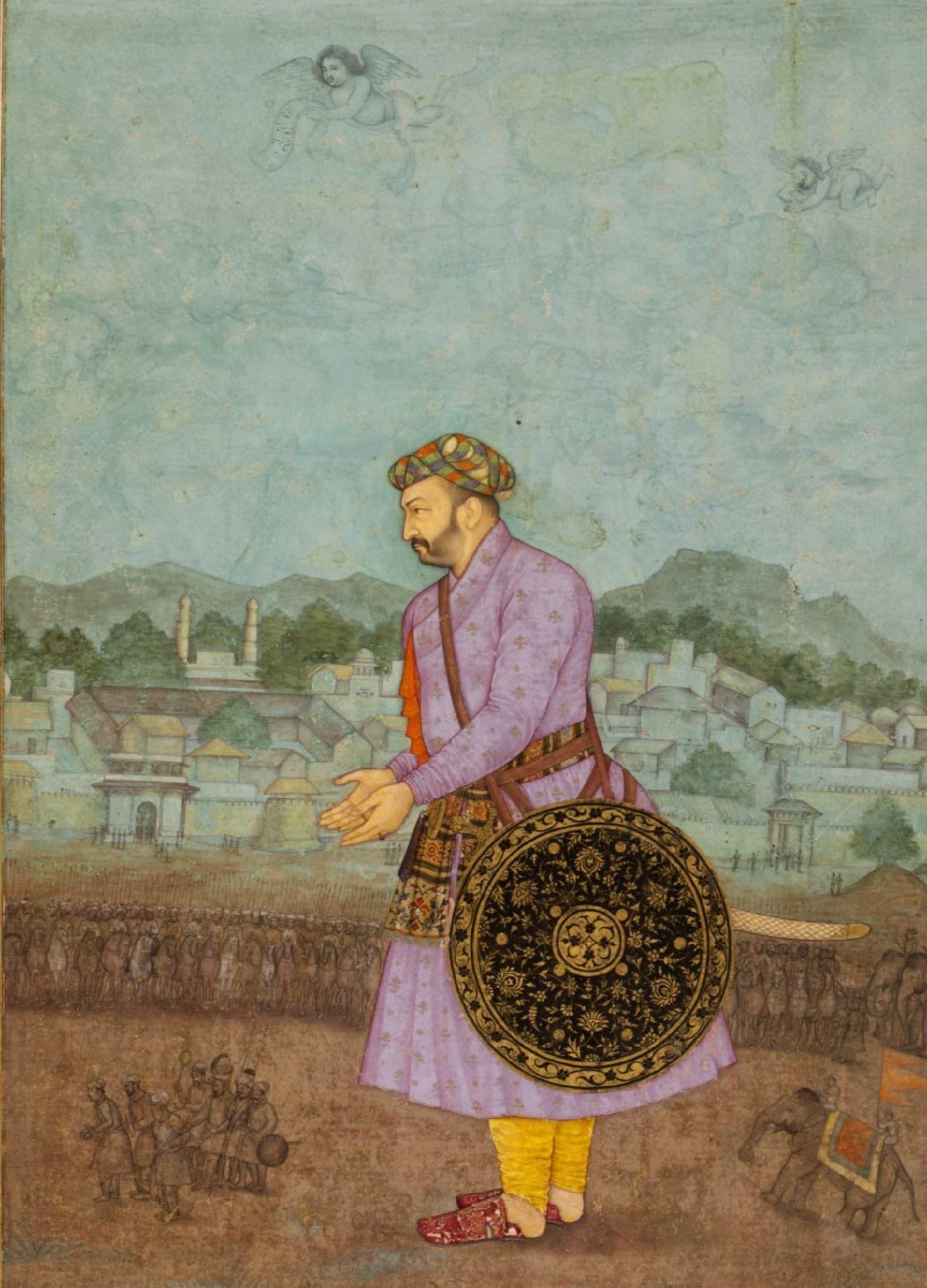 نورجہاں کے بھائی، ابوالحسن آصف خان