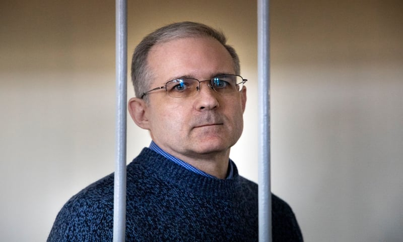 Russia convicts American of spying, outrages US
