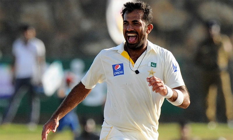 Wahab ready for Test return in England series, if required by team