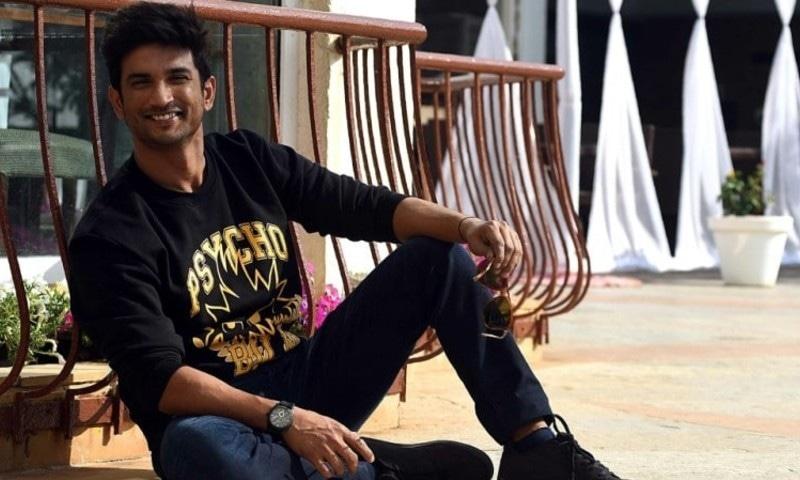 سشانت سنگھ نے 14 جون کو خودکشی کی — اے ایف پی فوٹو