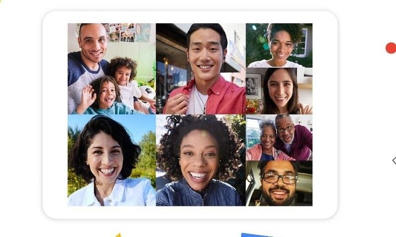 گوگل ڈو میں 32 افراد سے ویڈیو چیٹ کی سہولت متعارف