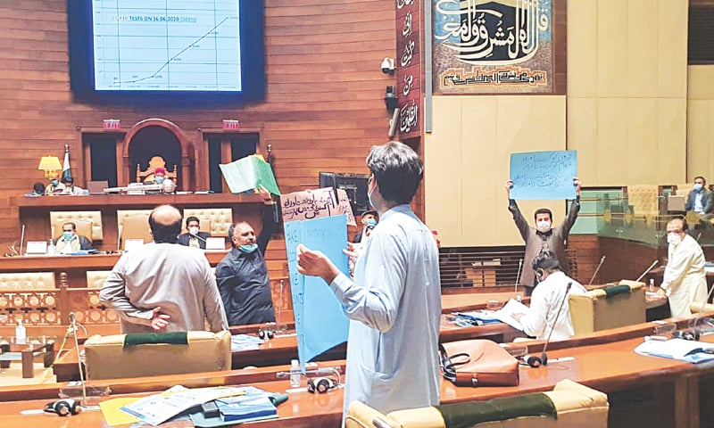 New uplift schemes for Karachi get little attention in Sindh's budget for 2020-21