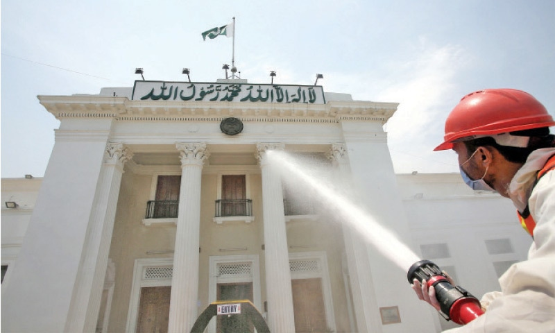 Rs920 billion KP budget today
