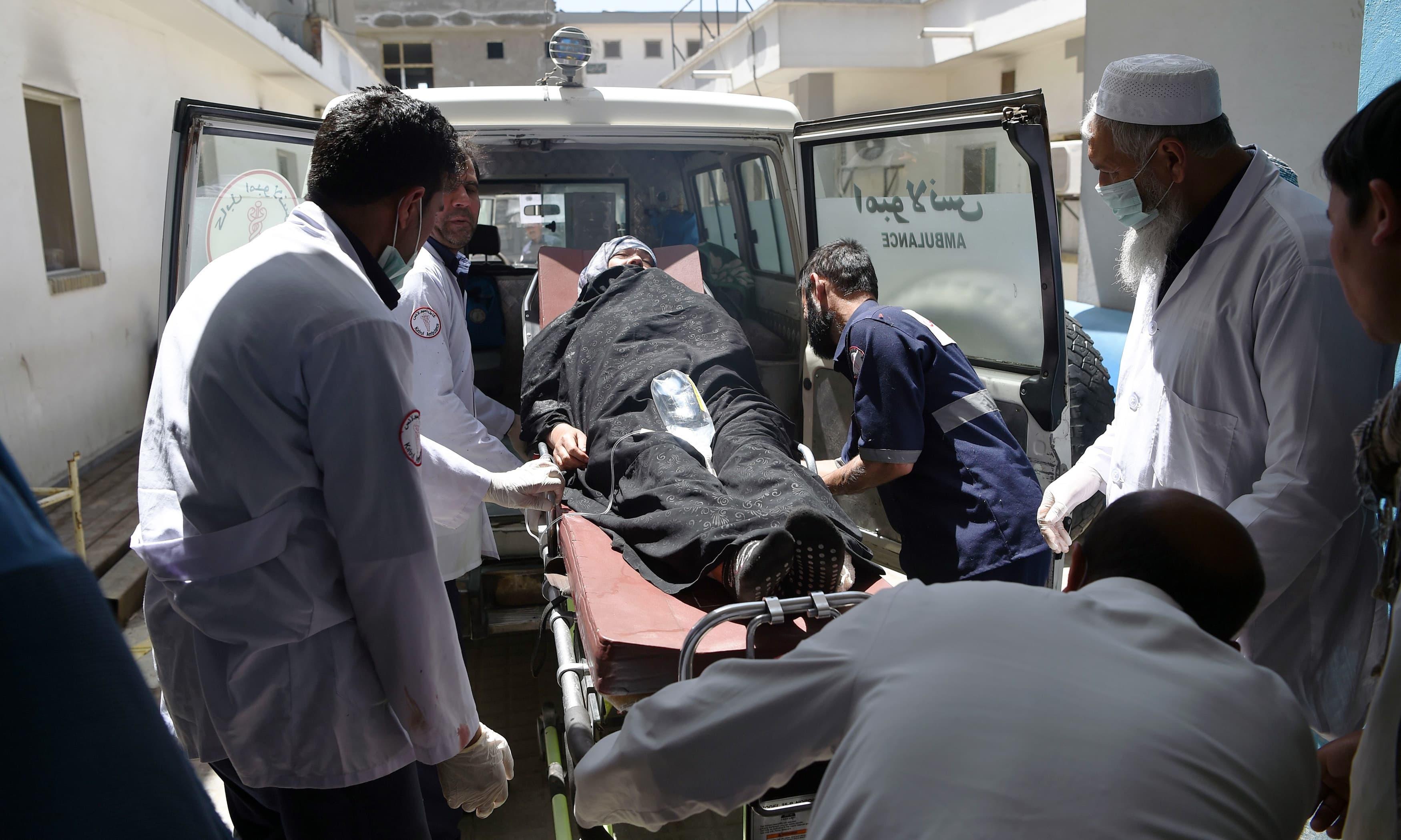 Mortar blast at Afghan madressah kills 9 students