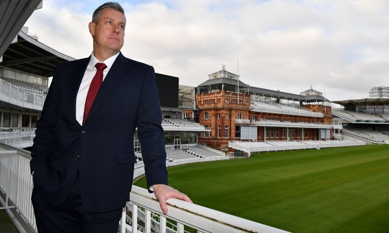 Giles confident Pakistan's England tour will go ahead despite positive virus cases