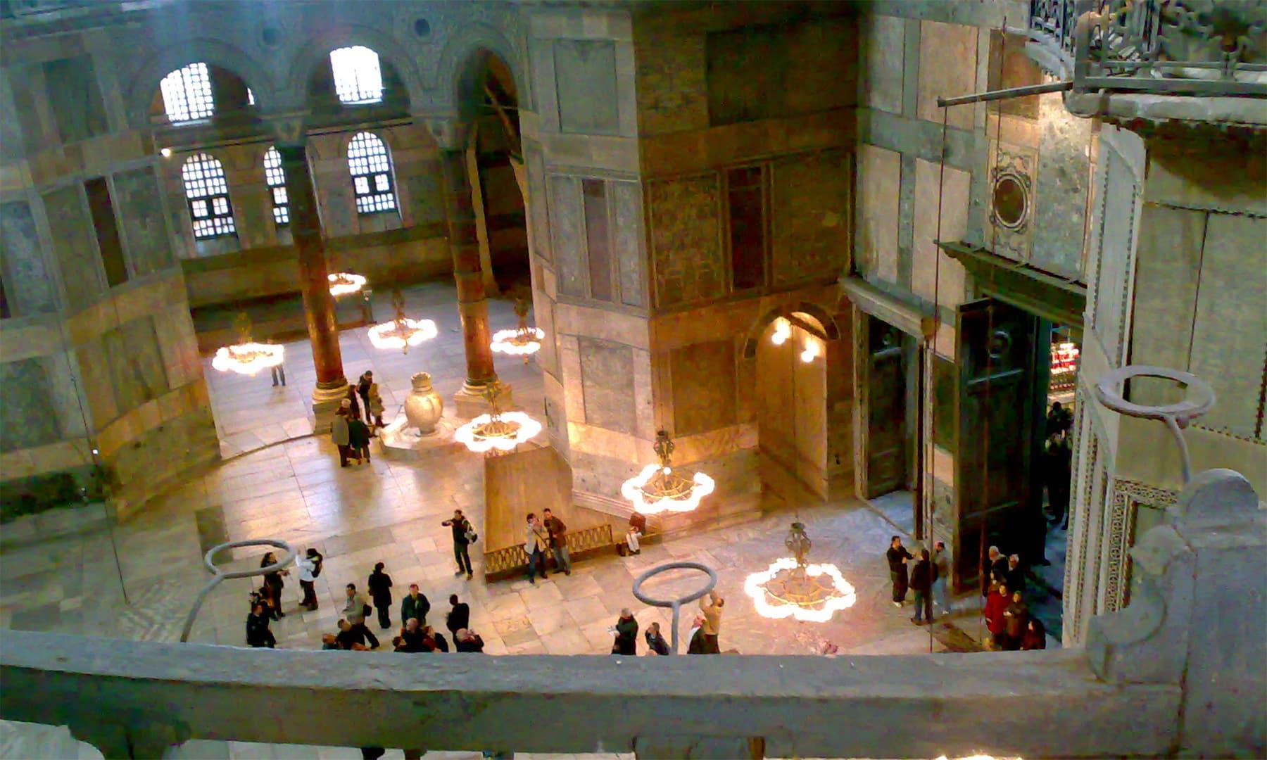 آیا صوفیہ عجائب گھر