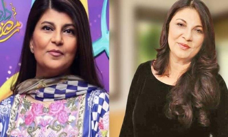 روبینہ اشرف کورونا سے صحت یاب