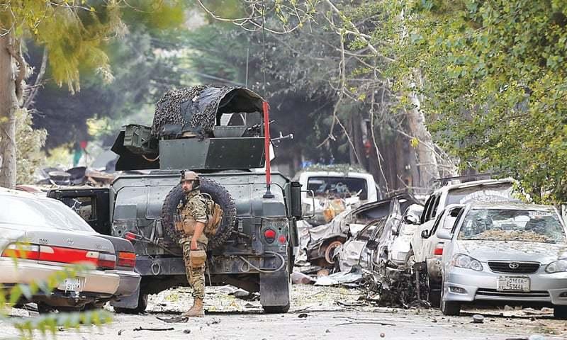 Taliban kill eight Afghan security personnel ahead of talks