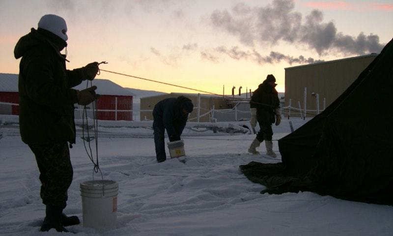 UN seeking to verify record after mercury hits  38°C in Arctic