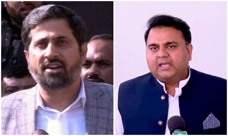 Chohan asks 'disgruntled' Fawad to quit govt
