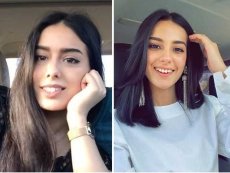 کچھ دن قبل اقرا عزیز کی ہم شکل لبنانی لڑکی کی تصاویر بھی وائرل ہوئی تھیں—فائل فوٹو: فیس بک/ انسٹاگرام