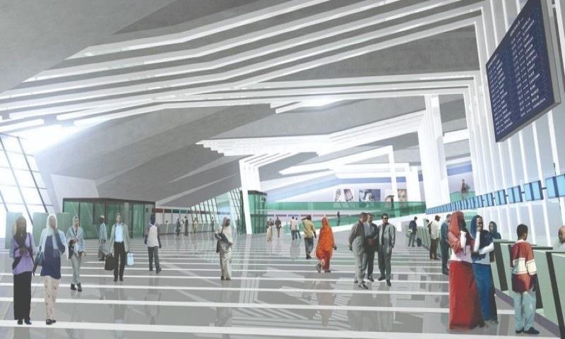 بیرون ملک جانے والی سوڈانی خواتین کا ایئرپورٹ پر وزن کرنے کا حکم