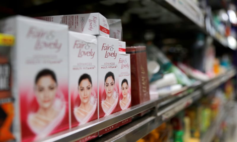 Unilever faces calls to scrap skin lightening products