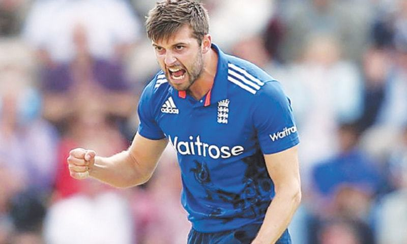 Durham fast bowler Mark Wood is one of 29 England cricketers currently at Hampshire's Ageas Bowl. — AFP/File