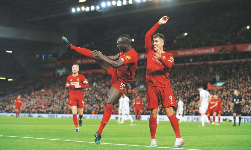 Mane would 'understand' if Liverpool were denied EPL title