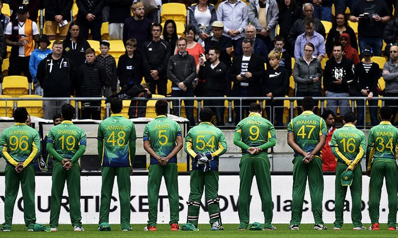 PCB is to announce the final list of cricketers and officials to travel to England. — AFP/File