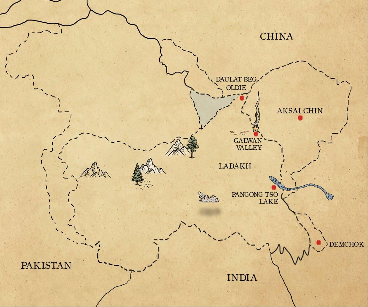 Map design by Samiah Bilal