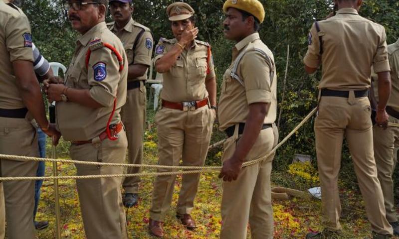 بھارت کے جارج فلائیڈز: پولیس کی حراست میں باپ بیٹے کی ہلاکت پر شدید احتجاج