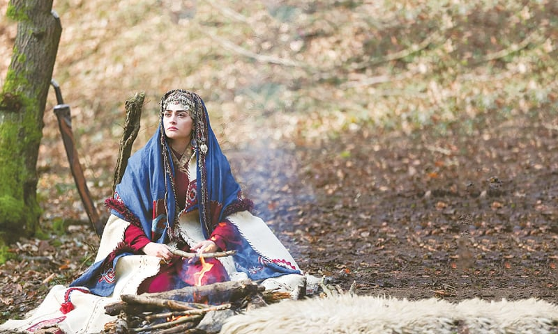 The incorporation of Esra and other stars from Dirilis: Ertugrul in Pakistani media could also, ideally, lead to a cross-pollination of cultures.