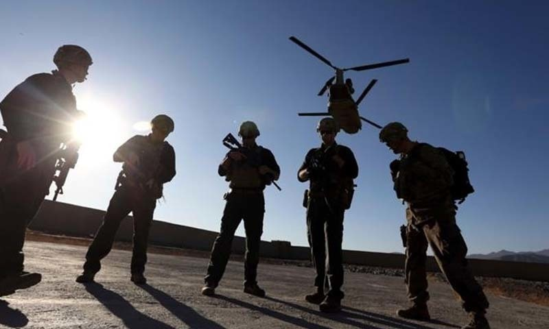 طالبان نے کہا کہ معاہدے کے بعد اب امریکیوں پر حملے بند کیے ہیں—فائل فوٹو: اے پی