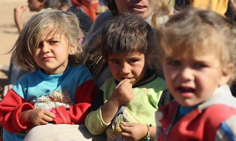 شام میں شہریوں کو 'غیر معمولی' بھوک کا سامنا ہے، اقوام متحدہ