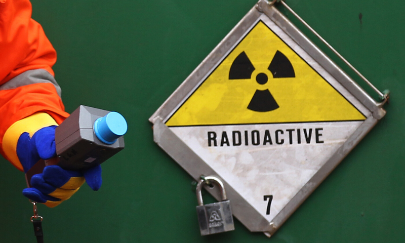 Radioactivity hike seen in northern Europe; source unknown