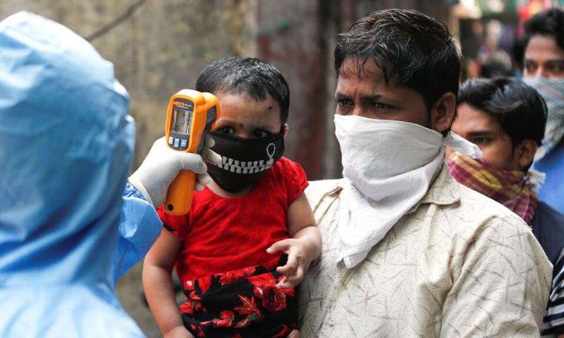 India passes 500,000 coronavirus cases