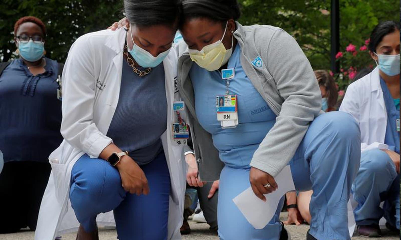 دنیا میں کورونا وائرس سے متاثرہ افراد کی تعداد ایک کروڑ سے تجاوز کرگئی