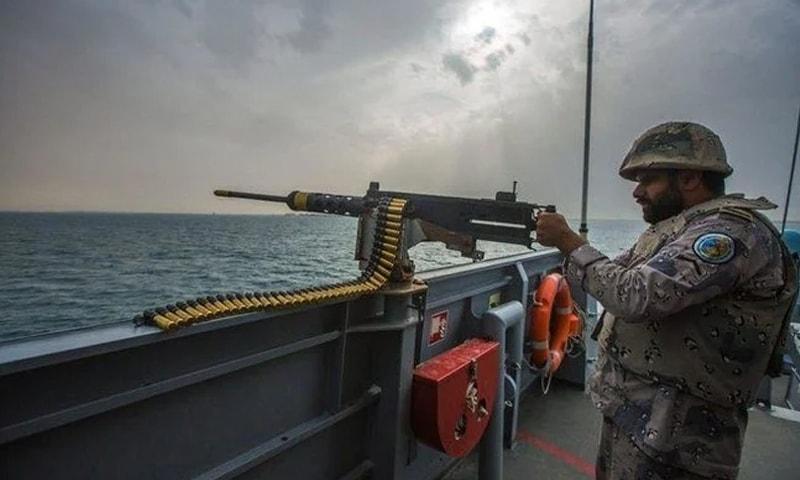 سمندری حدود میں آنے والی 3 ایرانی کشتیوں کو واپسی پر مجبور کردیا، سعودی عرب