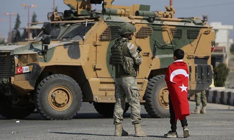 شمالی عراق میں کرد جنگجوؤں سے جھڑپ کے دوران ترک فوجی ہلاک